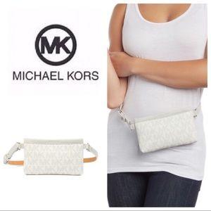 Michael Kors Signature Logo Belt Bag
